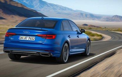 2019 Audi A4 ve 2019 Audi A4 Avant