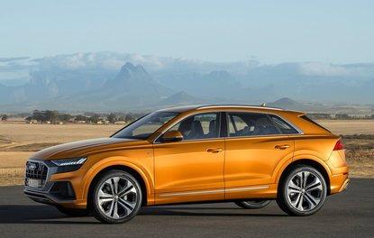 Karşınızda 2019 Audi Q8
