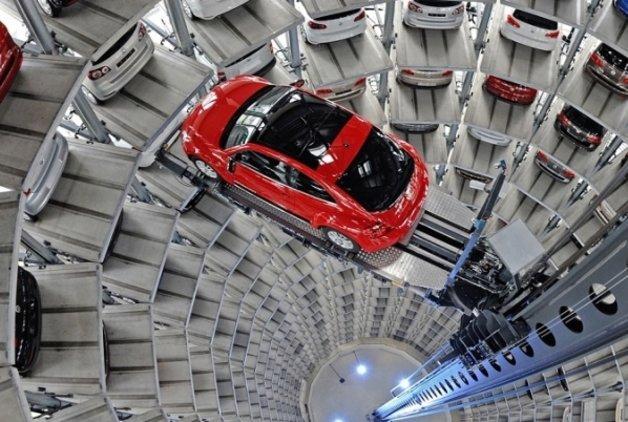 Avrupa otomotiv pazarı yüzde 4,5 büyüdü