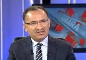 Adalet Bakanı Bekir Bozdağ'dan A Haber'de flaş açıklamalar