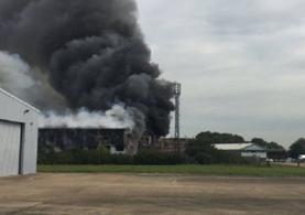 Son dakika: Londra Havalimanı yakınında patlama meydana geldi!