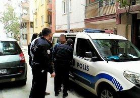 Manisa'da bir kişi eşini ve sevgilisini yatak odasında yakaladı