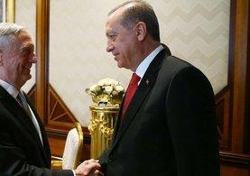 Cumhurbaşkanı Erdoğan ABD'li Başkan'ın yüzüne söyledi