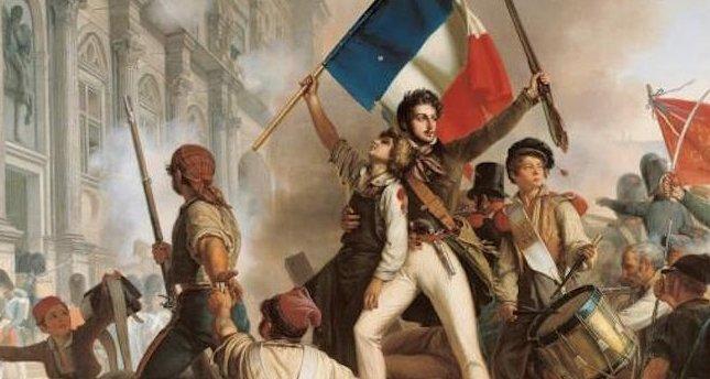 Fransa, devrim ve bizler