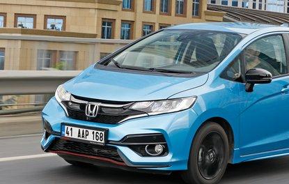 TEST - Honda Jazz 1.5 i-VTEC