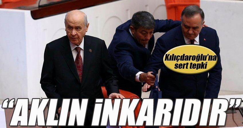 """Kılıçdaroğlu, böyle bir günde bile """"kontrollü darbe"""" iftirasını tekrarladı"""