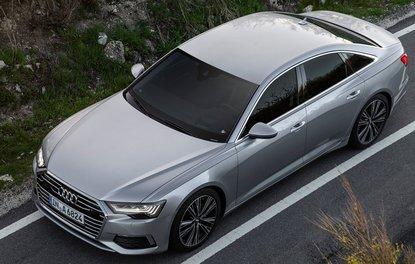 2019 Audi A6 sonunda ortaya çıktı