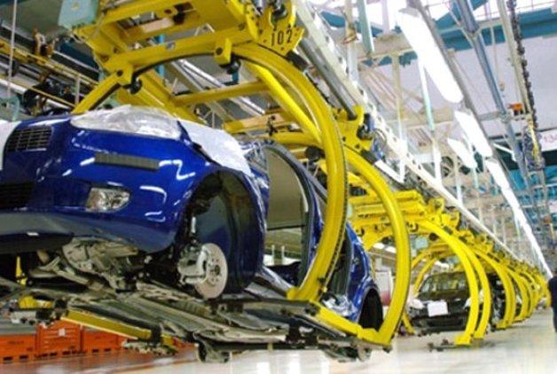 Türkiye tarihinin en yüksek otomotiv üretimi gerçekleşti