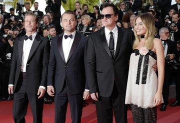 Once Upon a Time in Hollywood galasında yıldızlar geçidi