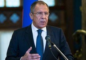 Lavrov'dan kritik Musul açıklaması