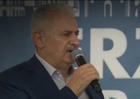 Başbakan Erzurum'da önemli açıklamalarda bulundu