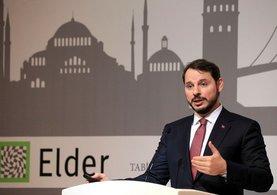 Enerji Bakanı Berat Albayrak 22 bin kişilik anketi açıkladı