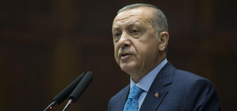 TURKEYS ERDOĞAN SAYS S-400 WILL BE DELIVERED NEXT MONTH