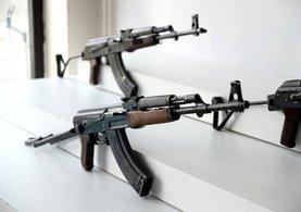 İstanbul'da suikast silahları ele geçirildi