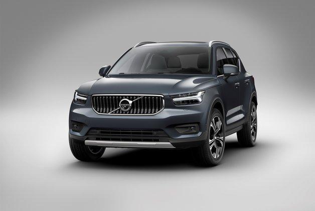 Volvo'nun yeni 3 silindirli motoru tanıtıldı