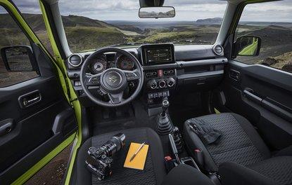 Suzuki Jimny'nin motor seçenekleri belli oldu