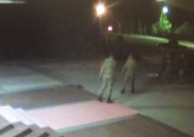 Darbeci subaylar 18 Temmuz'da kanalizasyonda yakalanmış