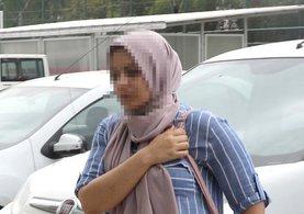 16 yaşındaki kızı taciz eden biri kadın iki kişi gözaltına alındı