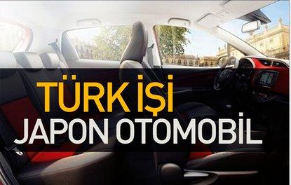 Türk işi Japon otomobili: Toyota Yaris