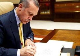 Cumhurbaşkanı Erdoğan YÖK Başkanı'nı seçti