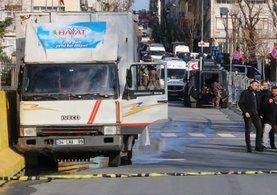 Kamyonun freni patladı! İstanbul Emniyeti karıştı