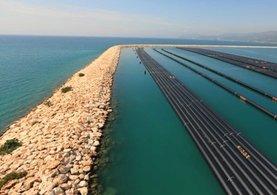 Türkiye'den Kıbrıs'a bir su projesi daha!