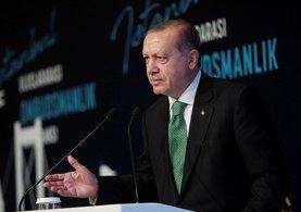 Cumhurbaşkanı Recep Tayyip Erdoğan Uluslararası Ombudsmanlık Zirvesi'nde önemli açıklamalar