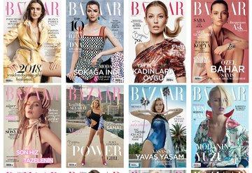 Harper's Bazaar Türkiye'nin 2018'i