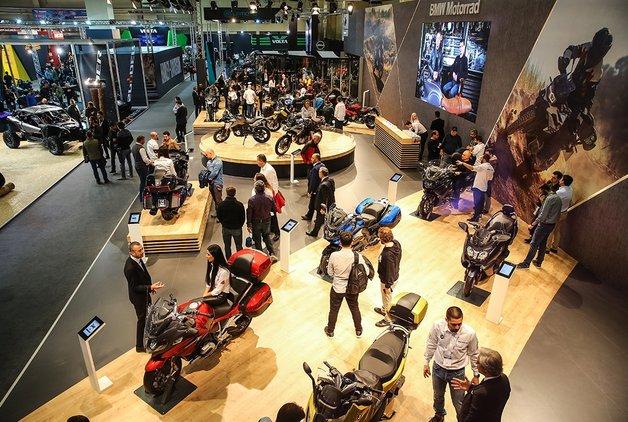 Motobike İstanbul fuarı açıldı