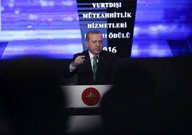 Erdoğan: Öldürmeyen her bir darbe güçlendirir