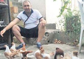 2 milyonu güvercin almak için zimmetine geçirdi