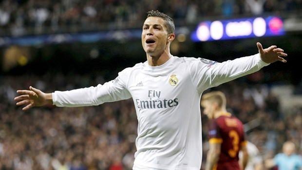 Avrupa'da yılın sporcusu Cristiano Ronaldo oldu