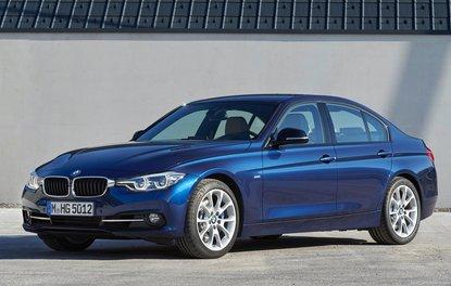 BMW 318d Türkiye'de