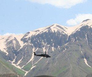 PKK'ya dev harekatta komuta 2'inci Ordu'da!