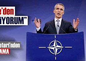 NATO Türkiye'den özür diledi