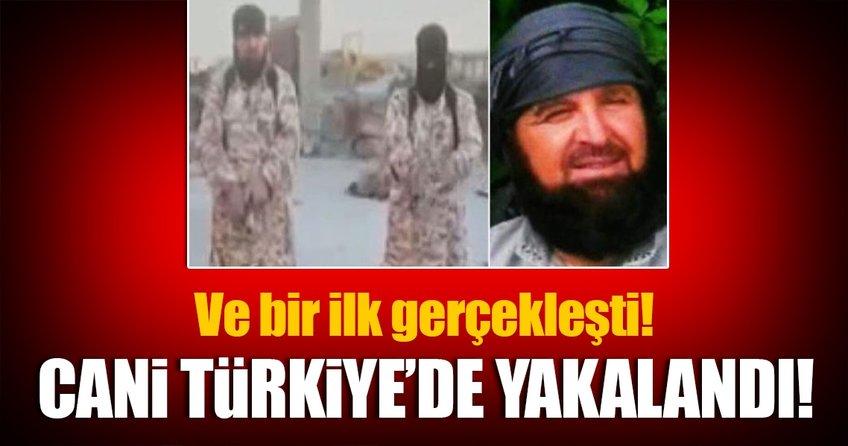 Kardeşini infaz eden DEAŞ'lı terörist Kayseri'de yakalandı