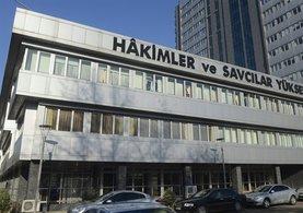 HSYK'da yeni kararname yayımlandı