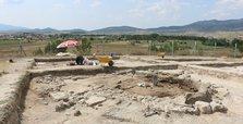 8,600-year-old findings unearthed in western Turkey's Ekşi Höyük