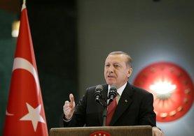 Cumhurbaşkanı Erdoğan: Yeni yönetim modeli hayırlı olacak