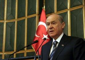 MHP lideri Devlet Bahçeli'den OHAL çıkışı