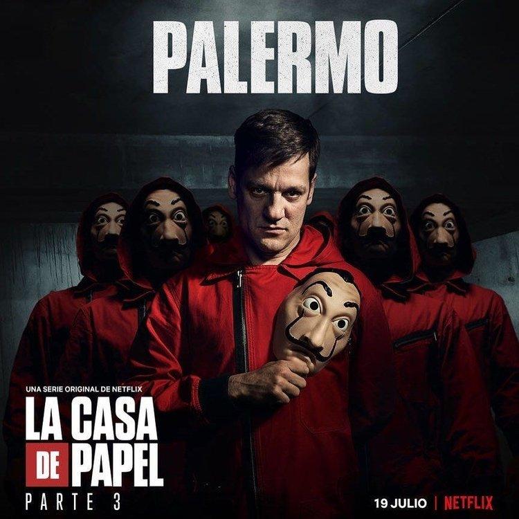 La Casa de Papel 3. sezonunda yeni karakterler ve şehirler!