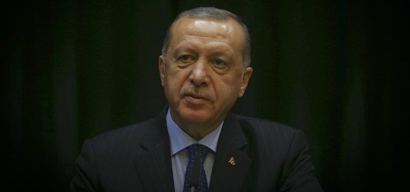 ERDOĞAN MARKS 80TH ANNIVERSARY OF ATATÜRKS DEMISE