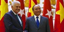 Turkish Premier Yıldırım visits Vietnam