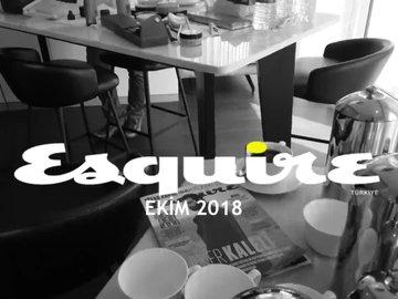 Esquire Türkiye Ekim 2018 - Hayrettin