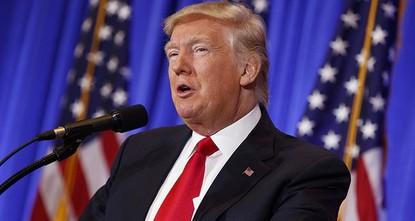 أعرب الرئيس الأمريكي المنتخب دونالد ترامب، اليوم الأربعاء، عن اعتقاده بأن