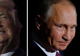 Vladimir Putin ve Donald Trump telefonla görüştü