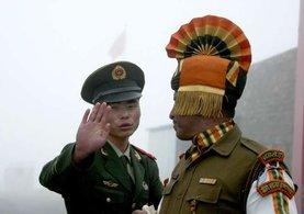 Çin ile Hindistan arasında sınır gerilimi