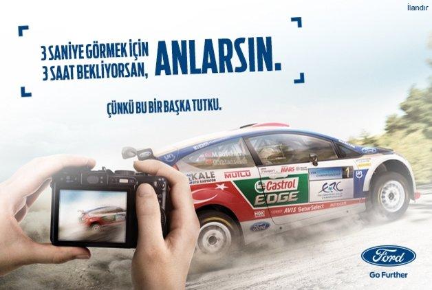 Avrupa Ralli Şampiyonası'nda ilk kez bir Türk ralli takımı zirvede!