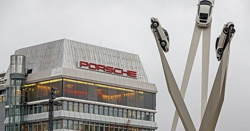 Porsche'de dizel gözaltısı iddiası