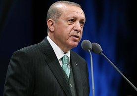 Cumhurbaşkanı Erdoğan: Tek eksiğimiz...